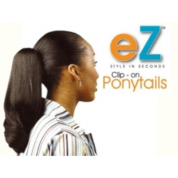 Postiche Yaki Synthétique - EZ Ponytails 101 by Sleek hair