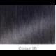 Tissage Super Weave Bulk - Cheveux Naturels - Sleek Couleur 1B