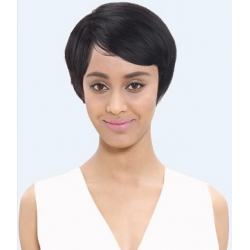 Perruque Tasha Cheveux Naturels - Wig Fashion 101 Sleek hair