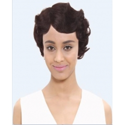 Perruque Terresha Cheveux Naturels - Wig Fashion 101 Sleek hair