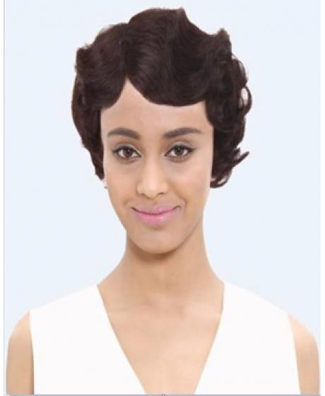 Perruque Terresha Cheveux Naturelle - Wig Fashion Sleek hair