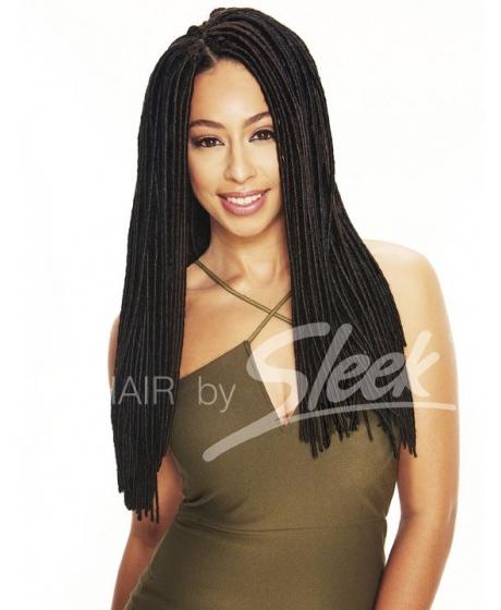 Jamaica Faux Locks Fashion Idol Express de Sleek hair