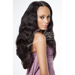 Tissage Virgin Gold Peruvian Body Wavy - Sleek hair