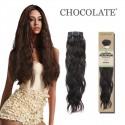 """Tissage Brésilien Natural Wave 12"""" Chocolate Paris"""