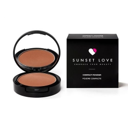 Poudre Compacte - Sunset Love Cosmetics