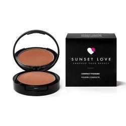 Fond de Teint Crème à Poudré de Sunset Love Cosmetics