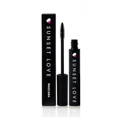Mascara Noir - Sunset Love Makeup