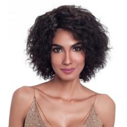 Perruque Brésilienne CAMILLI - Cheveux Naturels Natural Black