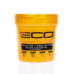 Eco Styler Gold - Gel de Fixation Firm Hold 10 - Ecoco 236ml