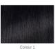 Perruque Riley - Cheveux Naturels - Sleek Couleur 1