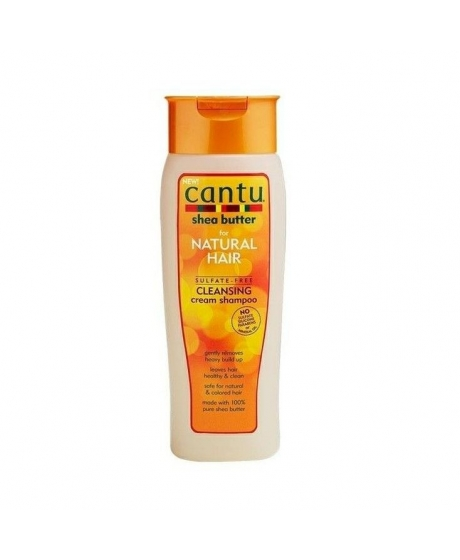 Shampooing Crème Nettoyante Karité - Cleansing Cream Shampoo - Cantu