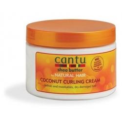 Cantu Coconut Curling Cream - Crème Activatrice de Boucles Coco