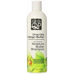 Shampooing Hydratant Olive Mangue - Moisture Butter Shampoo - Elasta QP