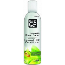 Elasta QP Olive Oil & Mango Butter Leave In H2 Conditioner - Soin Capillaire Anti Casse