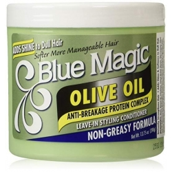 Blue Magic - Olive Oil Anti Breakage Protein Complex