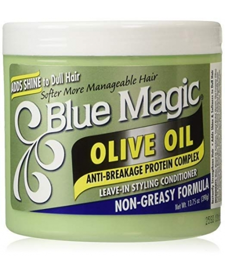 Blue Magic - Olive Oil Styling Leave in Conditioner