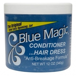 Blue Magic - Conditioner Hair Dress - Pommade Bleue Nourrissante