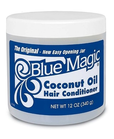 Blue Magic Coconut Oil Hair Conditioner - Révitalisant à l'Huile de Coco