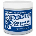 Blue Magic Coconut Oil Hair Conditioner - Révitalisant à l'Huile de Coco 12oz