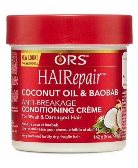 ORS HAIRepair Coconut Oil and Baobab Anti-Breakage Crème