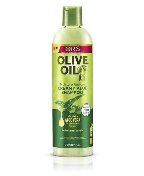 ORS Olive Oil Creamy Aloe Shampoo Moisture Restore