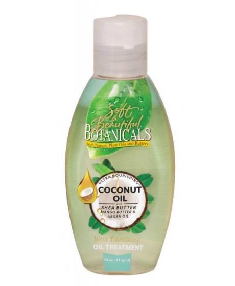 Soft & Beautiful Botanicals Coconut Oil Treatment - L'Oréal Paris