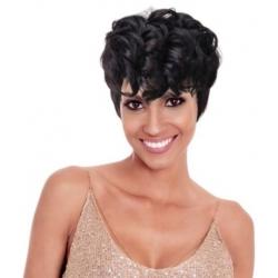 Perruque Brésilienne GUYLAINE - Cheveux Naturels Virgin Gold de Sleek