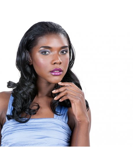 Tissage Star Weave - Semi-Naturel - Fashion Idol 101 - Sleek