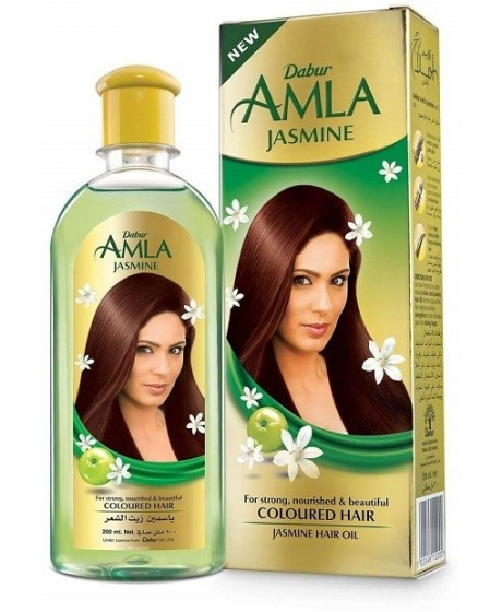 Dabur Amla Jasmine Hair Oil