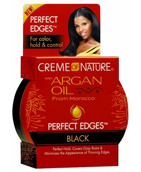 Creme of Nature Perfect Edges Black - Gel Perfect Edges