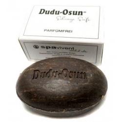 Savon Noir Dudu Osun Sans Parfum - Tropical Naturals 150g