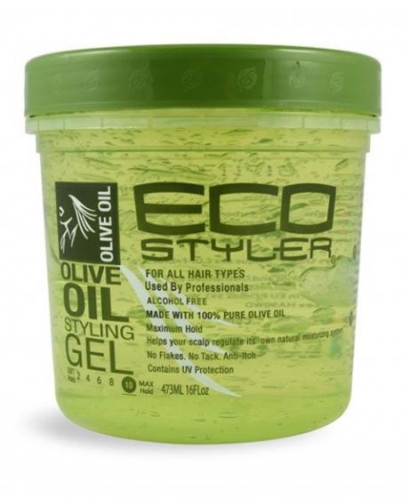 Eco Styler Gel Olive Oil - Huile d'Olive 236ml