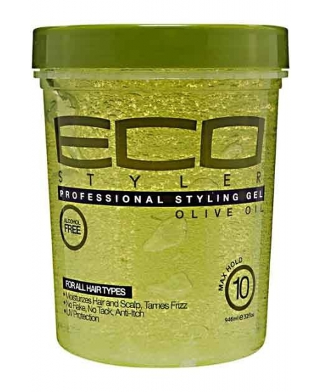 Eco Styler Gel Olive Oil - Styling Gel Huile d'Olive 473ml