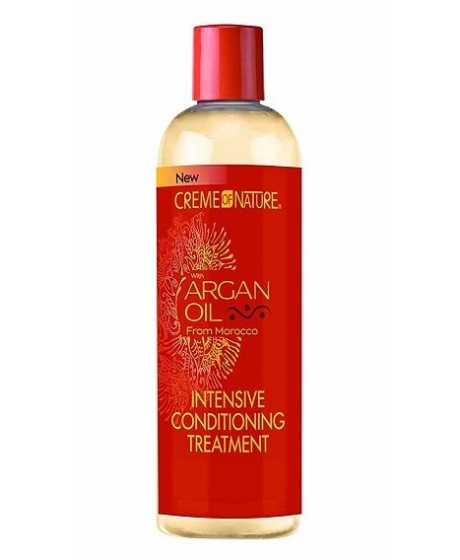 Creme of Nature Intensive Conditioning Treatment - Soin Après-shampoing Argan