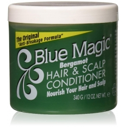 Blue Magic - Conditioner Hair Scalp - Brillantine à la Bergamote