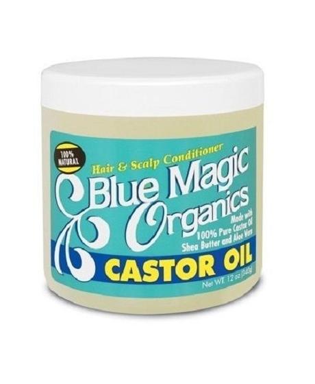 Blue Magic - Conditioner Hair Skin Scalp - Original & Castor Oil