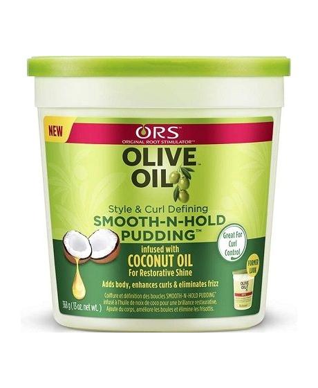ORS Olive Oil Smooth N Hold Pudding Gel Hydratant
