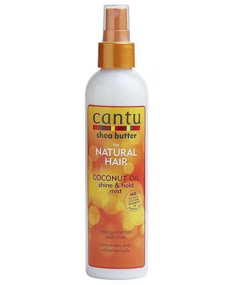 Cantu Shea Butter Coconut Oil Shine & Hold Mist