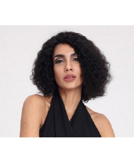 Perruque Brésilienne Lucy - Cheveux Naturels Natural Black