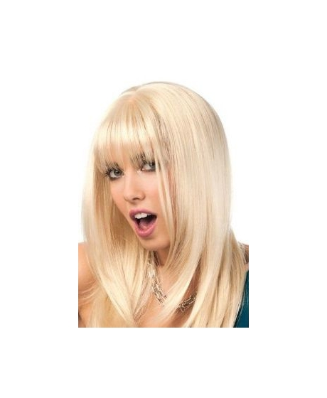 Perruque Beyoncé - Sleek hair Couleur Blonde 613