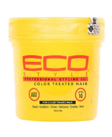 Eco Styler Gel Cheveux Colorés 473ml
