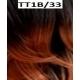 Perruque Marsha Lace Front Spotlight Couleur TT1B/33