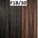Perruque Eve Wig Fashion Sleek hair Couleur F1B/30
