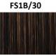 Postiche Big Afro eZ Ponytails Sleek Couleur FS1B/30
