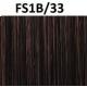 Postiche Big Afro eZ Ponytails Sleek Couleur FS1B/33