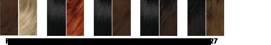 Charte couleur Sleek FP