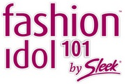 Gamme Fashion Idol 101 de la marque Sleek hair