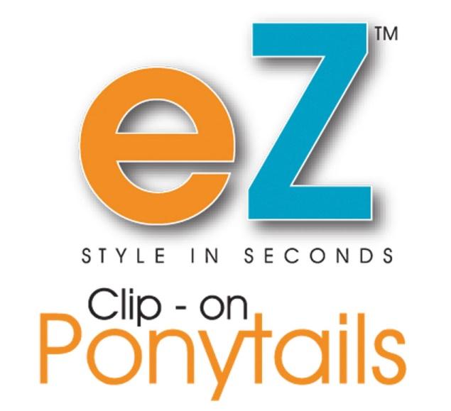 Gamme eZ Ponytails de la marque Sleek