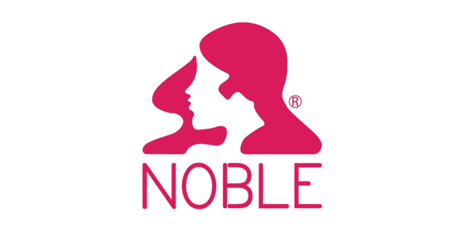 Gamme Noble de la marque Sleek hair