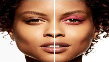 Palette Fard à Paupières, Mascara, Eyeliner